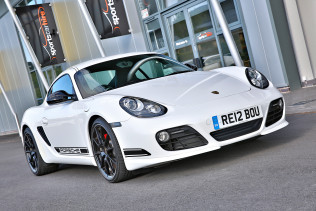 Porsche Cayman R for hire